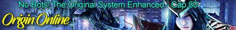 Origin Online  The Original Experience